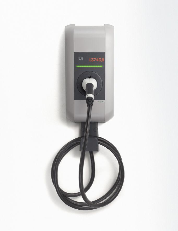 KEBA punjač za električna vozila