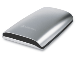 "Verbatim 2.5"" Smart Disk 250GB HDD USB2.0, srebrni"