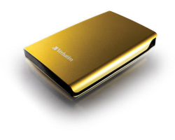 "Verbatim 2.5"" Smart Disk 500GB HDD USB2.0, Sunkissed Yellow"