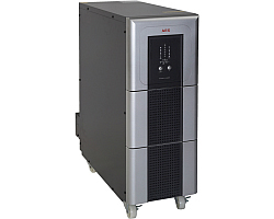 AEG UPS Protect C 10kVA/7kW, VFI, On-line double conversion, floor standing, automatic bypass, RS232 interface