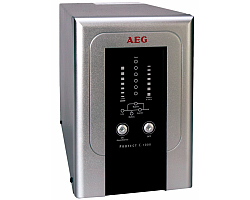 AEG UPS Protect C 3000VA/2400W, VFI, On-line double conversion, floor standing, automatic bypass, RS232 interface