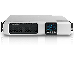 AEG UPS Protect D Rack 1000VA/900W, VFI On-line double conversion, Hot-swappable batteries, RS232/USB interface