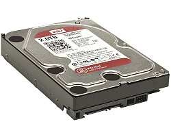 Western Digital Caviar Red 2TB SATA3 NASware, IntelliPower, 64MB cache (WD20EFRX)