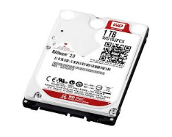 "Western Digital Mobile Red 1TB S-ATA3, IntelliPower, 16MB cache, 2.5"" za notebook (WD10JFCX)"