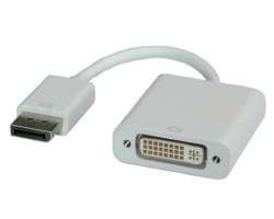 Roline adapter DisplayPort(M) na DVI(F)