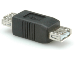 Roline adapter USB2.0 F/F (Gender Changer)