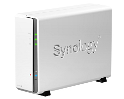 "Synology DS115j DiskStation 1-bay NAS server, 2.5""/3.5"" HDD/SSD podrška, 256MB, G-LAN"
