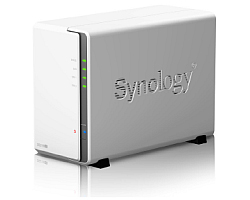 "Synology DS216se DiskStation 2-bay NAS server, 2.5""/3.5"" HDD/SSD podrška, 256MB, G-LAN"