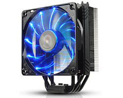 Enermax ETS-T40Fit hladnjak za procesor LGA 775-2011/AM2-FM2+, PMW 120mm ventilator, Twister Bearing Technology