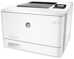 HP Color LaserJet Pro M452dn, A4, 600×600dpi, 27/27str./min. black/color, duplex, 256MB, USB2.0/LAN
