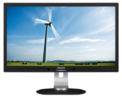 "Philips 27"" 272S4LPJCB/00 16:9 Quad HD (2560×1440) Pivot LED TFT, 2ms, 350cd/m2, zvučnici, D-Sub/DVI-D/MHL-HDMI/DP, crni"