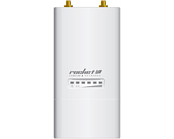 Ubiquiti airMax Rocket M2, 2x2 MIMO BaseStation, 2.4GHz