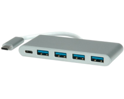 Roline USB Type-C Hub 4× USB 3.0 port