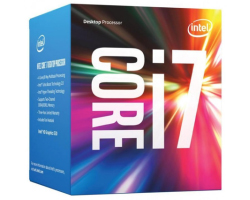 Intel Core i7-7700 - 3.60GHz (4 Cores), 8MB, S.1151, Intel HD Graphics 630, sa hladnjakom