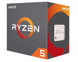 AMD Ryzen 5 1500X 4C/8T (3.60/3.70GHz boost), Socket AM4, 18MB cache, 65W, sa hladnjakom