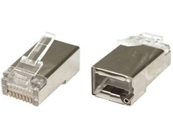 Ubiquiti TOUGHCable konektori, RJ-45 (pakiranje 100 kom)