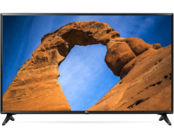 "LG 43"" (108cm) 43LK5900 Full HD Smart LED TV, DVB-T2/C/S2, CI+ 1.3, WiFi, webOS 4.0, 2×HDMI/USB/LAN, Virtual Surround Plus"