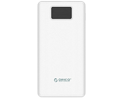 Orico punjač Powerbank LE20000, 20000mAh, USB×3, LED display, bijeli (ORICO LE20000-WH)