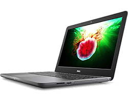 "DELL Inspiron 5567 15.6"" LED HD, Intel Core i3-6006U, 4GB DDR4, 1TB HDD, AMD Radeon R7 M440 2GB, LAN, Wi-Fi/BTUSB3.0/HDMI, Linux"