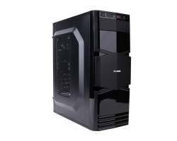 CRATOS OFFICE i3 - Midi Tower 400W - Intel Core i3 CPU, S.1151, Chipset iH110, 4GB DDR4, 1TB HDD, Intel HD grafika, DVD+/-RW, Windows 10 Professional