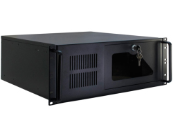 "Roline VALUE 19"" 4U industrijsko Rack-Mount Server kućište, STD, crno"