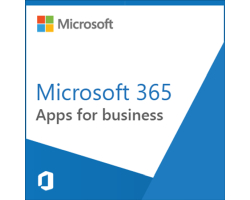 Microsoft 365 Apps for business godišnja licenca