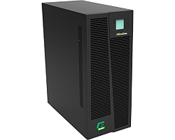 Elsist UPS Mission 6000VA/4800W, On-line double conversion, DSP, surge protection, LCD