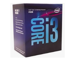 Intel Core i3-8100 - 3.60GHz (4 Cores), 6MB, S.1151, Intel UHD Grpahics, sa hladnjakom