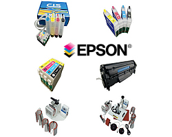 Car. Epson 101 EcoTank Cyan ink bottle (C13T03V24A)