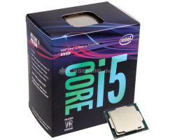 Intel Core i5-8400 - 2.80GHz/4.00GHz (6 Cores), 9MB, S.1151, Intel UHD Graphics 630, sa hladnjakom