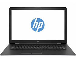 "HP 17-BS051 17.3"" LED HD+, Intel Core i3-7100U, 6GB DDR4, 1TB S-ATA, DVD+/-RW, Intel HD Graphics, G-LAN, WiFi/BT, WebCam, USB3.1/HDMI, Win 10 Pro"