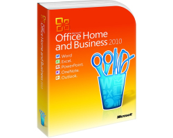 Microsoft Office 2010 Home & Bussines 32/64-bit ESD elektronička licenca