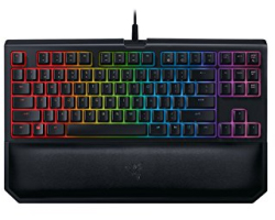 Razer BlackWidow Tournament Edition Chroma V2 mehanička igraća tipkovnica, USB, crna