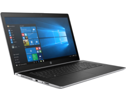 "HP Probook 470 G5 17.3"" FHD, Intel Core i7-8550U, 8GB DDR4, 256GB SSD, GF 930MX 2GB, G-LAN, WiFi/BT, Win 10 Pro"