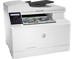 HP Color LaserJet Pro MFP M181fw Print/Scan/Copy/Fax, A4, 16/16 str/min. b/c, 600dpi, 256MB/128MB Flash, USB/LAN/WiFi