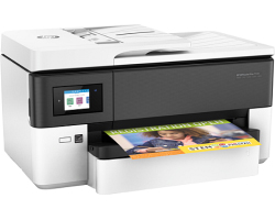 HP OfficeJet Pro 7720 Wide Format Print/Scan/Copy/Fax, A4, 22/18 str/min. b/c, USB/LAN/WiFi/RJ11