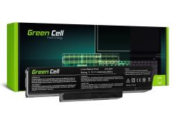 Green Cell baterija 4400 mAh, 10.8V (11.1V) BTY-M66 za Asus A9/ S9/ S96/ Z62/ Z9/ Z94/ Z96 PC CLUB EnPower ENP 630 COMPAL FL90 COMPAL FL92 (AS13)