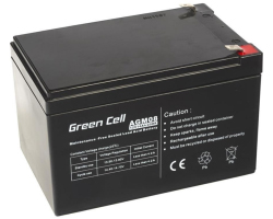 Green Cell (AGM08) baterija AGM 12V 14Ah