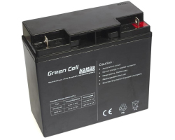 Green Cell (AGM09) baterija AGM 12V 18Ah