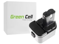 Green Cell (PT36) baterija 1500 mAh, EB1214S Hitachi DS 12DVF3