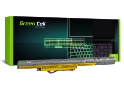 Green Cell (LE54) baterija 2200 mAh,14.4V (14.8V) L12M4F02 121500123 za IBM Lenovo IdeaPad P500 Z510 P400 TOUCH P500 TOUCH Z400 TOUCH Z510 TOUCH
