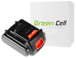 Green Cell (PT100) baterija 2000 mAh, za Black & Decker BL1114 14.4V 2Ah