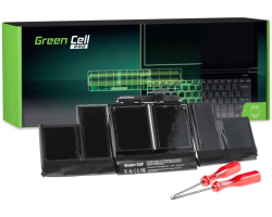 Green Cell PRO (AP15PRO) baterija 95Wh, 10.95V A1417 za Apple MacBook Pro 15 A1398 (Sredina 2012, Rana 2013)