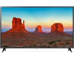 "LG 50"" (127cm) 50UK6300 UHD 4K IPS Smart TV, DVB-T2/C/S2, CI+, 2×20W, WiFi/BT, 3×HDMI/2×USB/LAN, webOS 4.0, Ultra Surround"