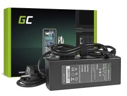 Green Cell (AD22) AC adapter 120W, 19V/6.3A, 5.5mm-2.5mm