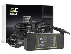 Green Cell PRO (AD27A-P) AC adapter 90W, 19V/4.74A, 5.5mm-2.5mm