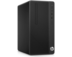 HP 290 G1 MT PC, Intel Core i3-7100, 4GB DDR4, 256GB SSD, DVD+/-RW, Intel HD Graphics, G-LAN, Win 10 Pro + tipkvnica/miš