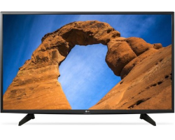 "LG 43"" (108cm) 43LK5100 Full HD LED TV, DVB-T2/C/S2, 2×HDMI/USB/LAN, Virtual Surround, Game TV"