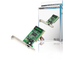 KONIG Gigabit PCI mrežna kartica 32-bit, 10/100/1000Mbps Auto-Negotiation, Full duplex, RJ45 port