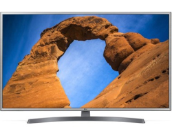 "LG 49"" (124cm) 49LK6100 Full HD Smart LED, DVB-T2/C/S2, Cl+, 3×HDMI/2×USB/LAN, WiFi, Virtual Surround Plus, webOS 4.0"